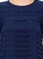 Vero Moda Dantelli Bluz Siyah